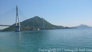四国周遊観光の旅、しまなみ海道