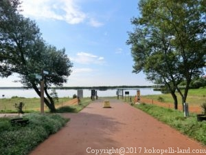 苫小牧ウトナイ湖