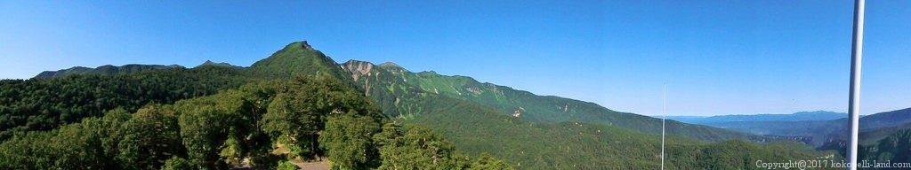 大雪山層雲峡・黒岳