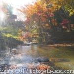 袋田の滝だけじゃない 滝の裏から見れる紅葉&パワースポット「月待の滝」