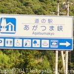 道の駅(群馬県)あがつま峡<トイレ&プチ情報>
