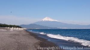 三保の松原富士山