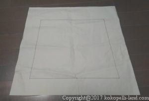 ナビバイザー型紙