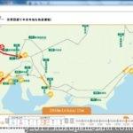 スイスイレーダーで渋滞回避・高速道路の渋滞予測サービス