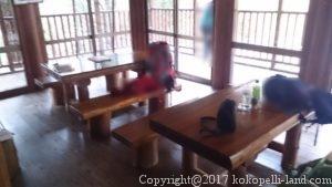 奥大井湖上駅休憩所1