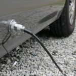 バンコンのサブバッテリー残量不足対策と外部充電の場所