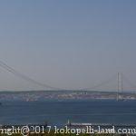 垂水JCTの渋滞回避・淡路島 明石海峡大橋から神戸大阪方面へ