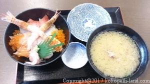 犬吠埼島武食事