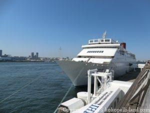 横浜大桟橋みなとオアシス