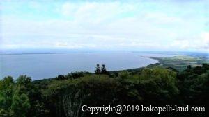 サロマ湖展望台からの眺め1-1