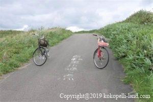 サロマ湖サイクリング2