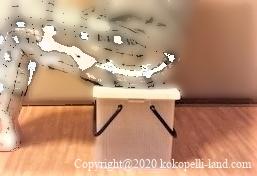 コンパクトテーブル4自作